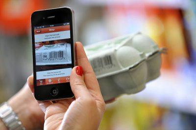 Mobile-Barcode-Scanning