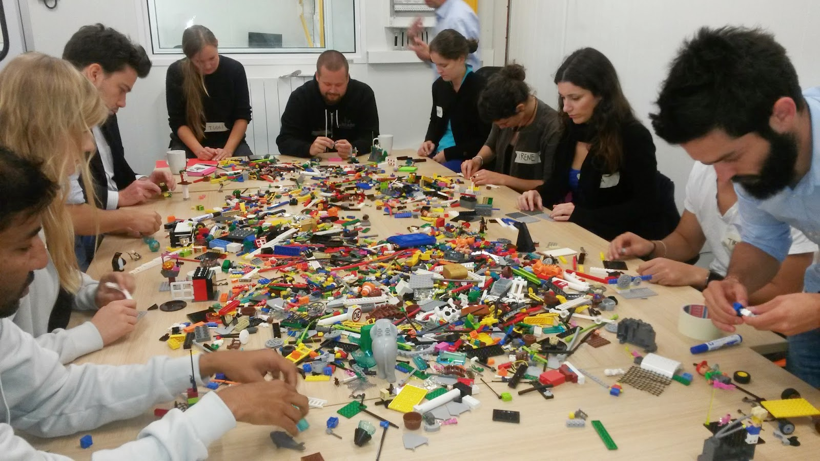 CERN-Challenge-Based-Innovation-Lego-Serious-Play-Exercise-with-Massimo-Mercuri