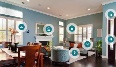 Smartthings-Living-Room